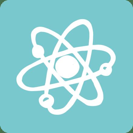 icona atomo