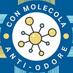 Con molecola anti-odore
