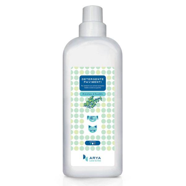 Detergente pavimenti eucalipto