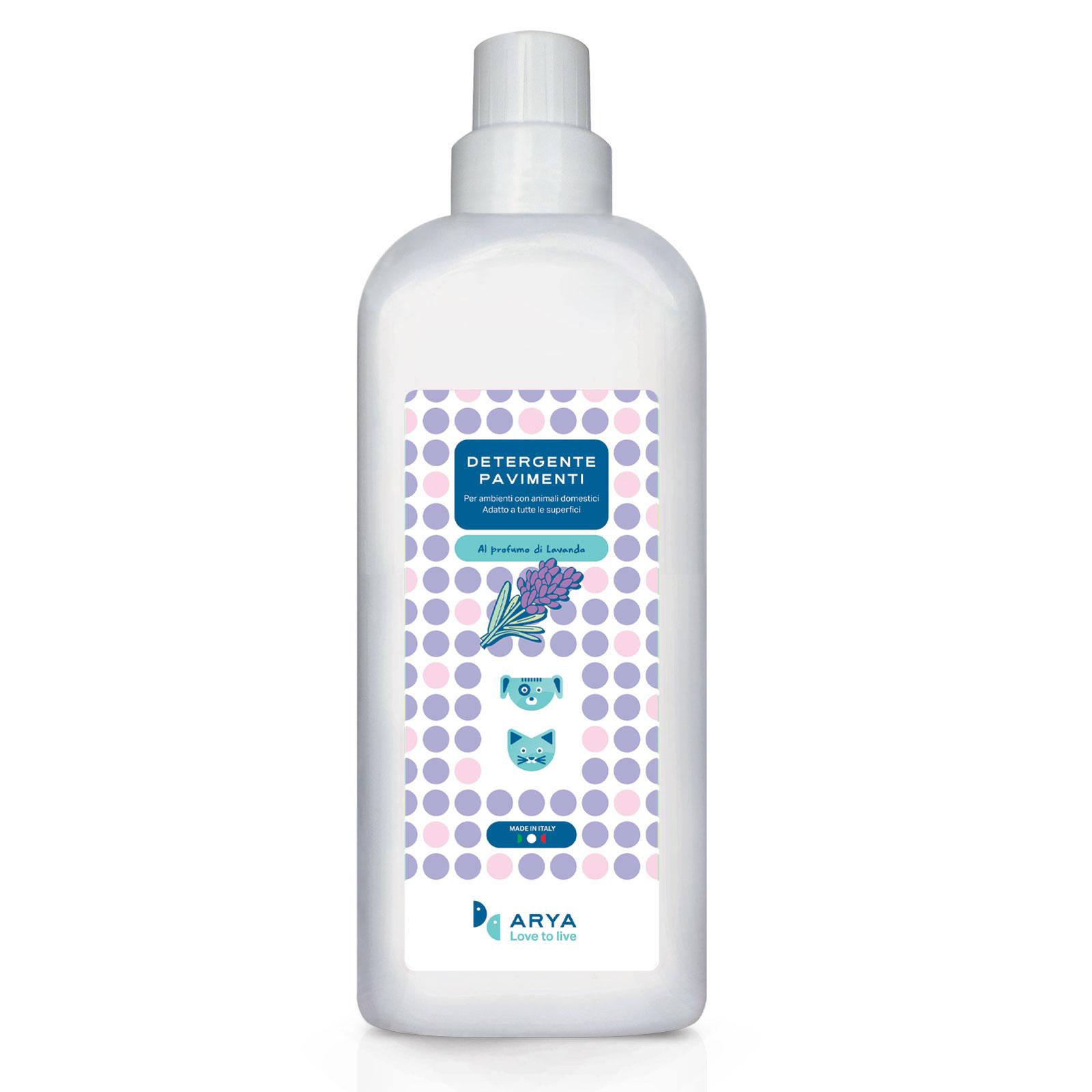 Detergente Pavimenti Lavanda